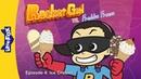 Kids' English Rocket Girl vs Freddie Freeze 4 Ice Cream Superheros Little Fox Animated Stories