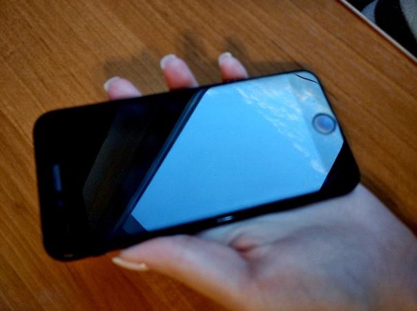 Продам iPhone 7 256 gb, Jet black!