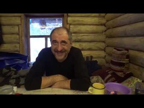 Зимняя рыбалка на таежных озерах Часть 3