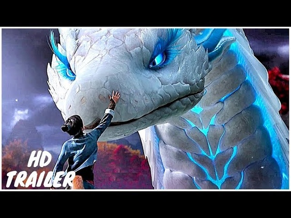 White Snake Official International Trailer NEW 2019 Animation Fantasy HD
