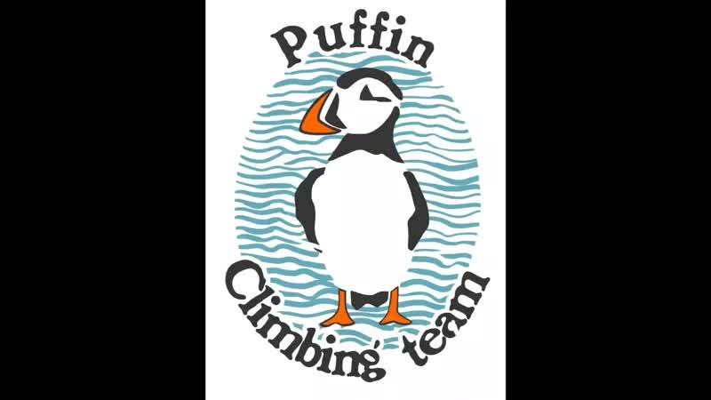 Puffin Climbing