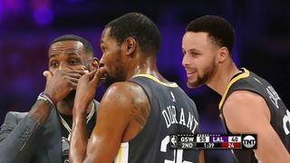 Golden State Warriors vs LA Lakers - Full Game Highlights | April 4, 2019 | 2018-19 NBA Season