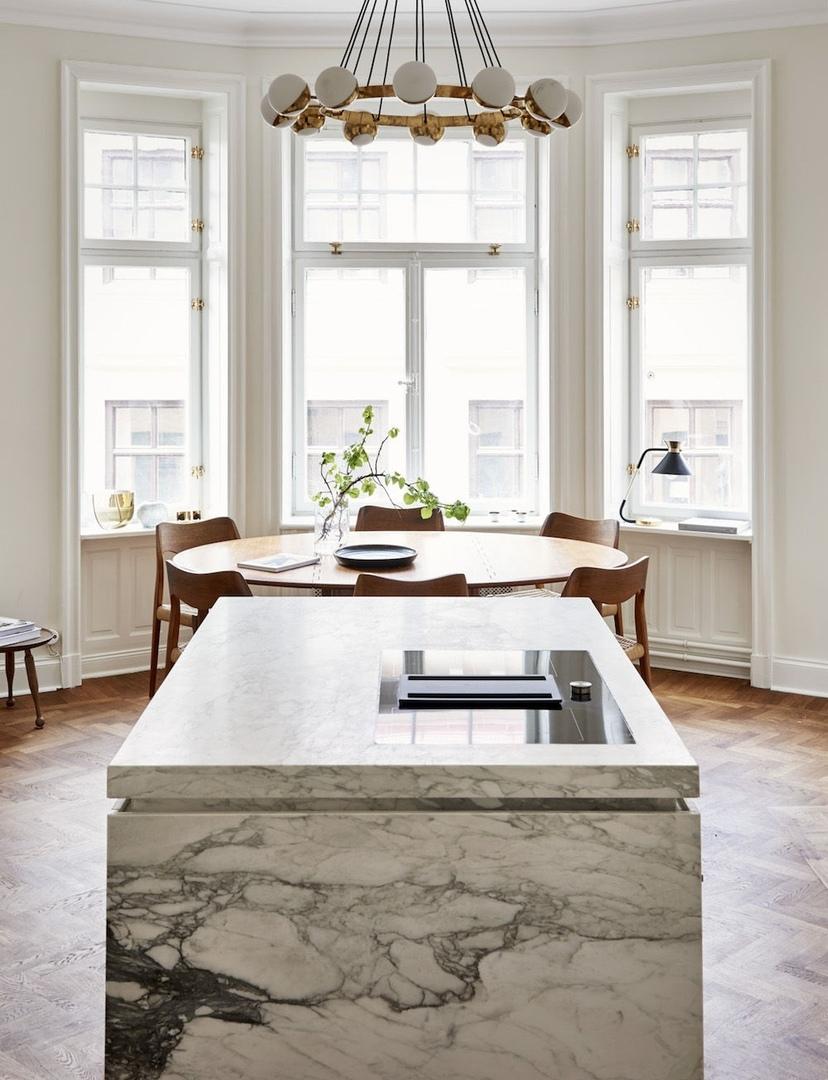 A Stunning Bespoke Kitchen Designed by Joanna Lavén