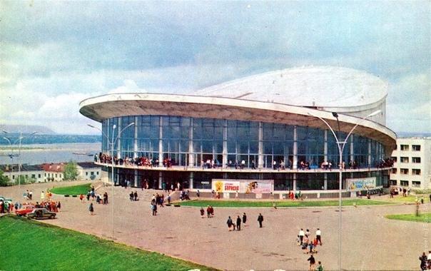 Куйбышев, 1977 год