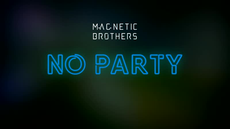 Magnetic Brothers Pleroma Mirrors No Party EP
