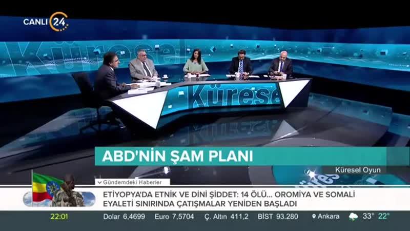 Trumptan Türkiyeye yönelik fight kelimesini kullanması ne manaya geliyor - Küresel Oyun.mp4