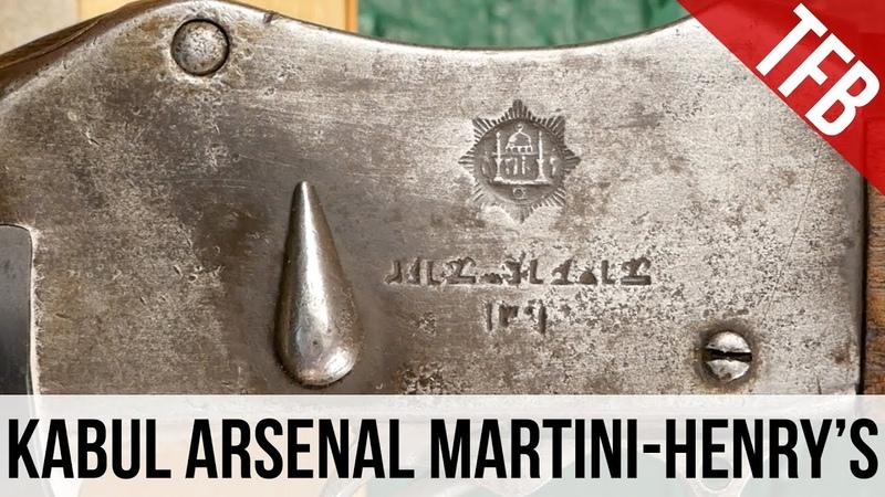Abdur Rahman's Rifles Unlocking the Mysteries of the Kabul Arsenal Martini Henry's