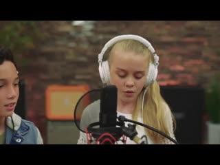 Детский кавер песни I Dont Care - Ed Sheeran, Justin Bieber