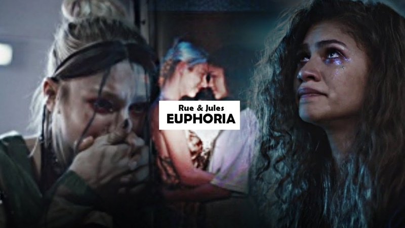 ● The Story of Rue Jules Euphoria 1x01 1x08