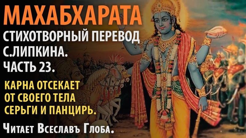 Махабхарата. Стихотворный перевод С. Липкина. Часть 23.