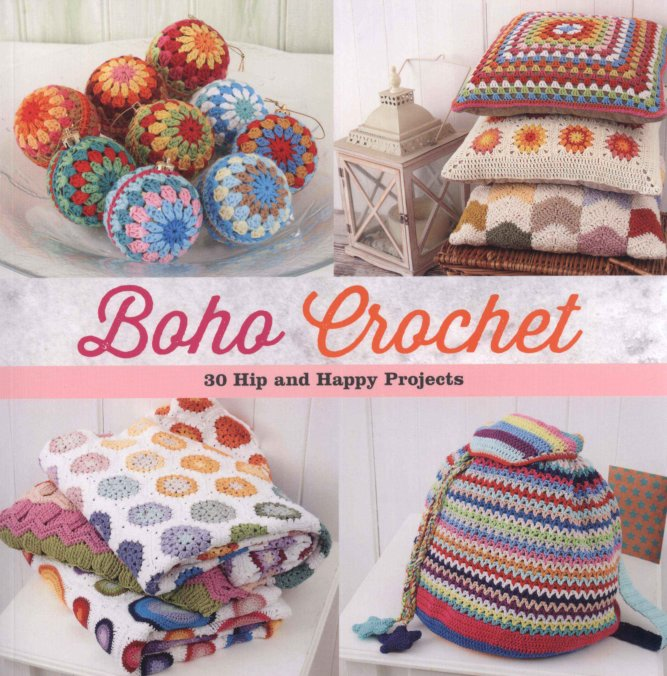 Boho Crochet 30 Hip and Happy Project