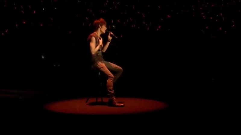[DVD cut] KIM JAEJOONG - 05.化粧 (Kesho) _2013 GRAND FINALE LIVE CONCERT AND FAN MEETING_