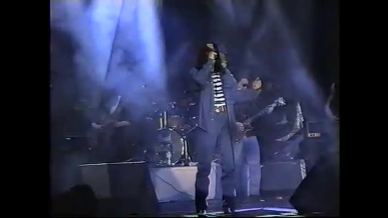 Рок-группа Круиз. г.Москва, Концерт в кт Звездный 26.03.1995г.