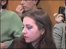 Выступление защитников Алины Витухновской на суде между двумя арестами 1996 г