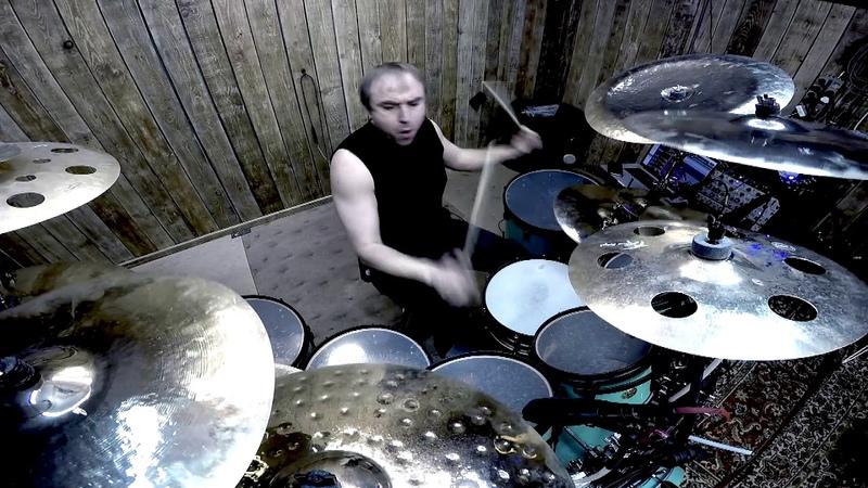 Cover to one of my Favorites Drummer Dave Weckl Convergence album Aleksandr Murenko drums
