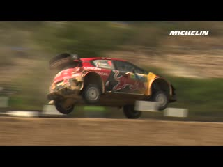 Michelin wrc rally mexico 2019