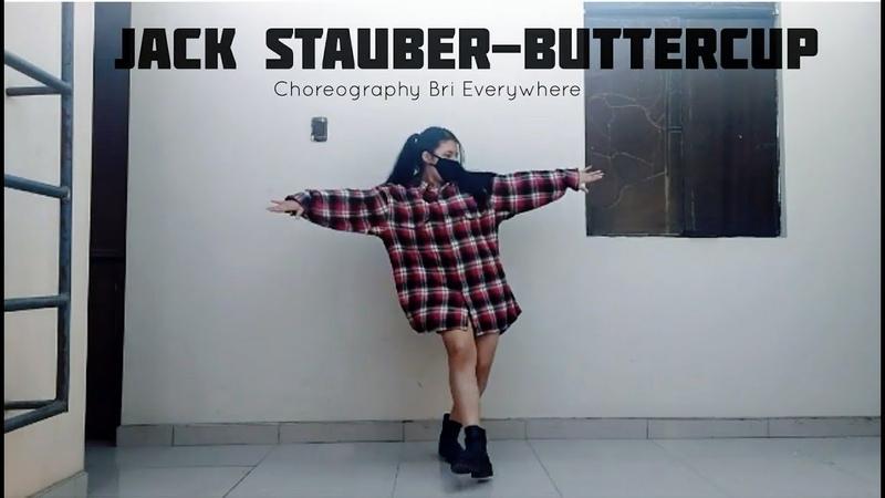 Jack Stauber - Buttercup Choreography by Bri Everywhere