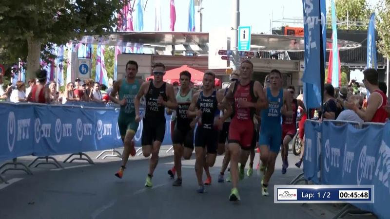 2019 ITU Junior World Triathlon Championships - men's highlights