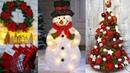 DYI NATAL I 26 idéias fáceis de artesanato no Natal Natal2018