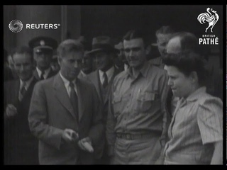COSTA RICA: Vice President Wallace tours Central and South America (1943)
