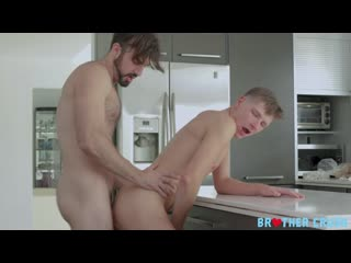 [brother crush] under the table (lukas stone and mason lear)