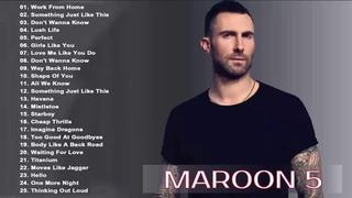Maroon 5, Rihanna, Katy Perry, Bruno mars, Ed Sheeran, Charlie Puth, Ariana Grande Pop Hits 2019