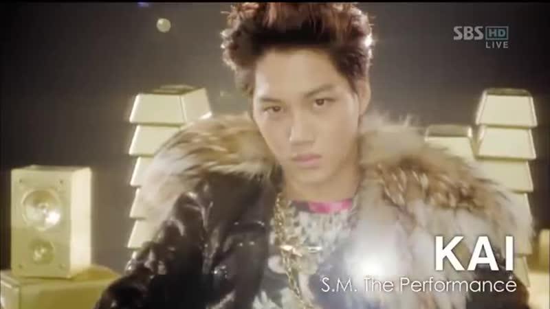 S M The Performance Zedd SPECTRUM 2012 SBS The Color of K POP Part2 2012 12