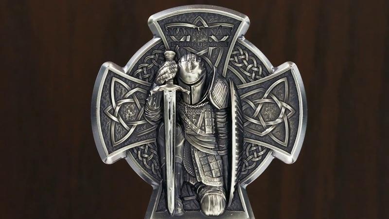 Manannán 1st King of Mann