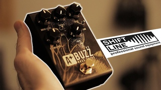 Shift Line A Buzz V.2 bass overdrive