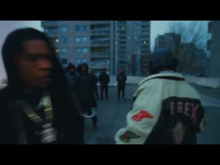 A$AP Rocky - Praise The Big Bodun (Official Video) ft. Skepta