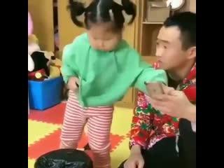 Ну какая же она умничка!