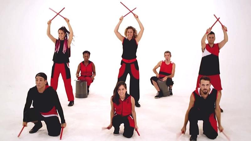 JUEGOS DE RITMO ✔ PALOS Y CLAVES ejercicios de música