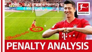 Robert Lewandowski - How To Score The Perfect Penalty
