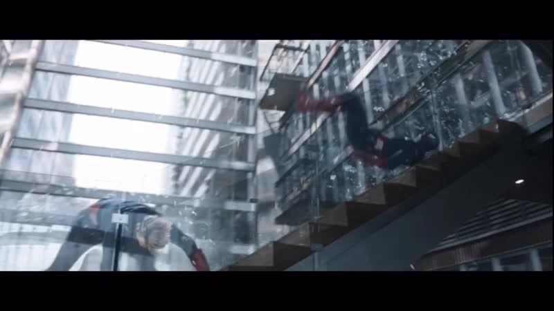Кэп против Кэпа. Мстители: Финал (2019)