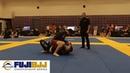 Garrett Wilmer vs Tallon Komar Match 1 NOGI FUJIBJJ Indiana State Championship Series JiuJitsu