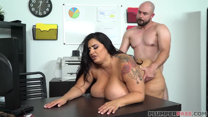 Sofia Rose Dickin The Boss HD 1080, BBW, Big Tits, Sex, Fat, Hardcore, Blowjob, Porn, XXX,