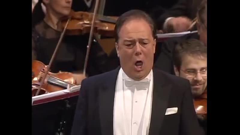 Rossini Il barbiere di Siviglia La calunnia Ferruccio Furlanetto
