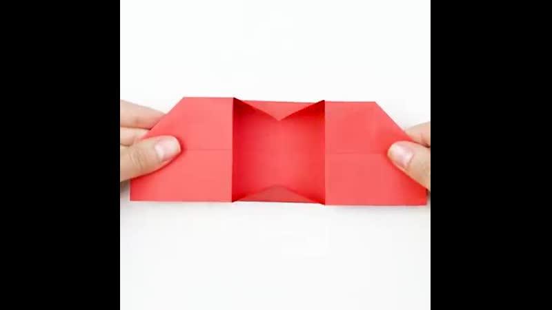 Оригами открытки видео сердце сосуды артроз, дню рождения женщине