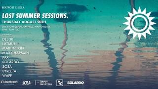 Martin Ikin DJ set - Sola Lost Summer Sessions    Live