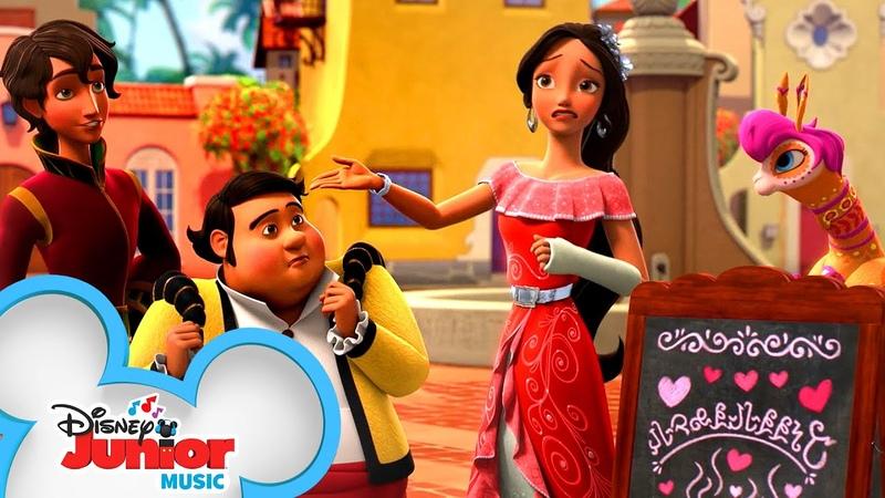 Sweetheart's Day 💖 Music Video Elena of Avalor Disney Junior