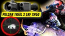 Обзор Pulsar Trail 2 LRF XP50. Охота на Лося 2020! Добыт Бычок! База Охоты Изюбрь. Охота на Кабана!