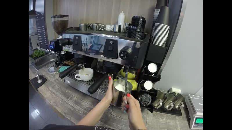 Бариста от первого лица Coffee Room Красноярск
