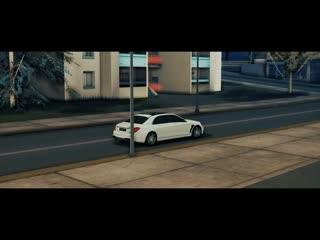 Mercedes-benz MayBach: RED WORLD MTA:SA