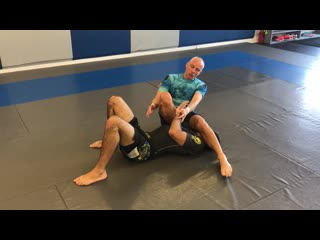 "Armlock from side control ¦ karel ""silver fox"" pravec"