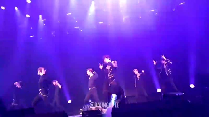 [VK][19.07.2019][Fancam] The 3rd World Tour WE ARE HERE in Sao Paulo - JEALOUSY(1)
