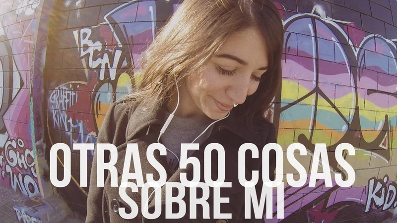 CANTANDO (OTRAS) 50 COSAS SOBRE MÍ