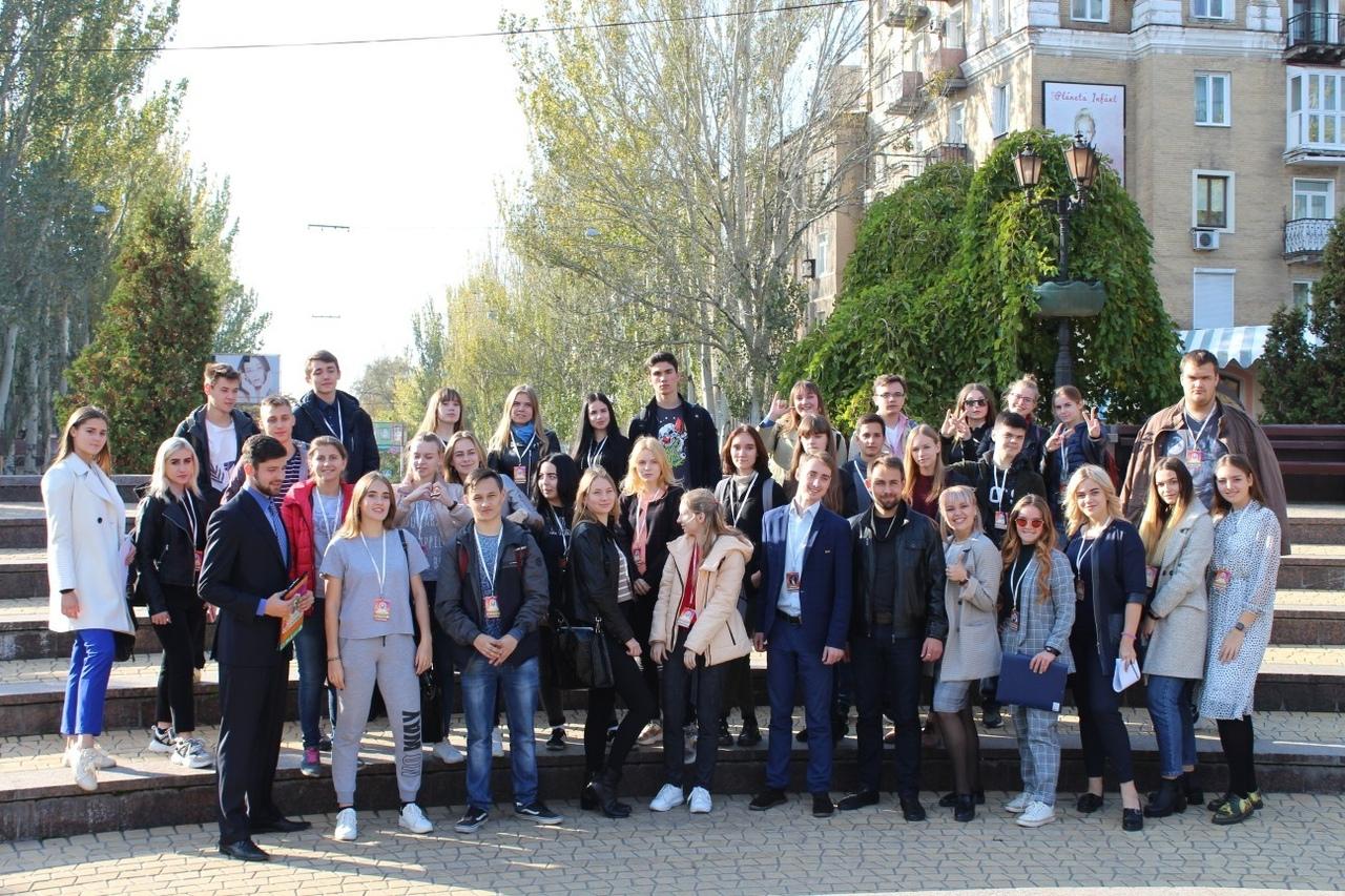 В Донецке прошёл фото-квест «ФотоZONE»
