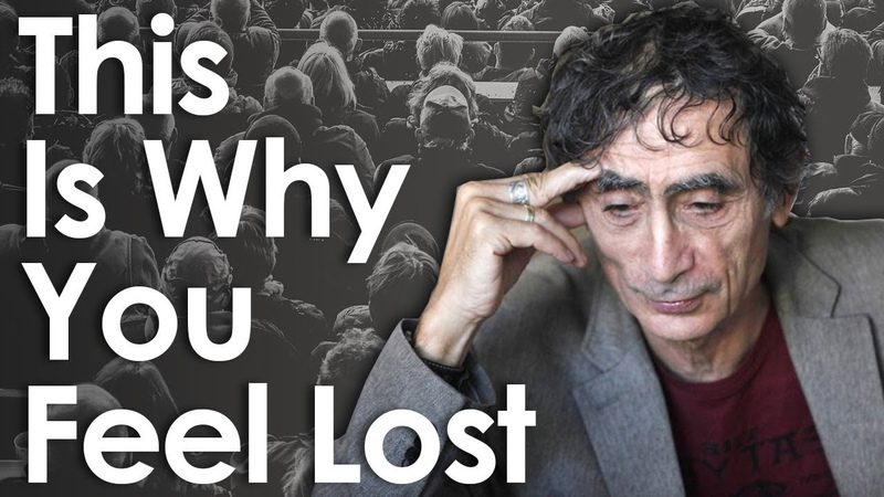 How Culture Makes Us Feel Lost Dr Gabor Maté On Finding Your True Self Again