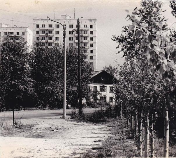 Фото старая балашиха из архивов