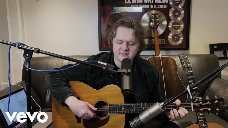 Lewis Capaldi Before You Go Acoustic Home Session